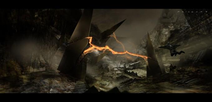 Star Trek Video Game Concept Art by Thomas Pringle