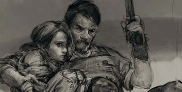 The Art of The Last of Us THN01