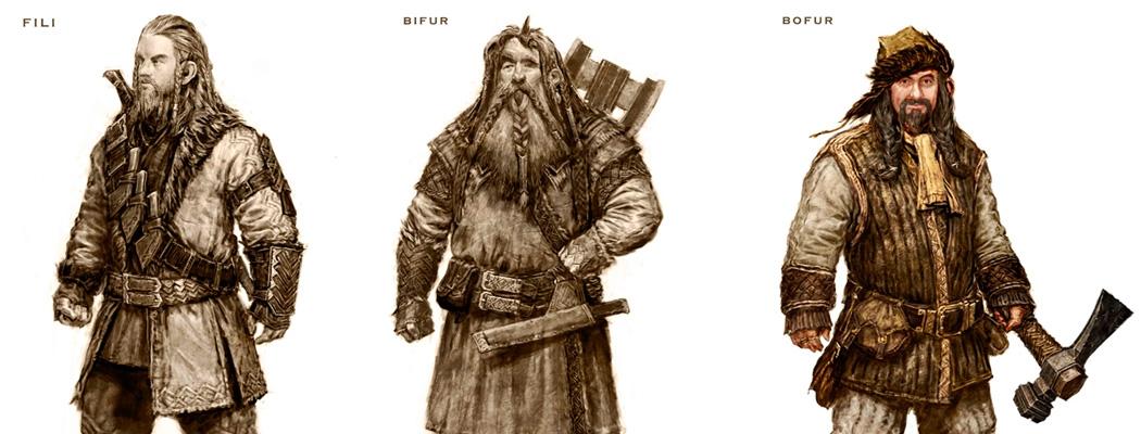 The Hobbit An Unexpected Journey Concept Art NK MA01