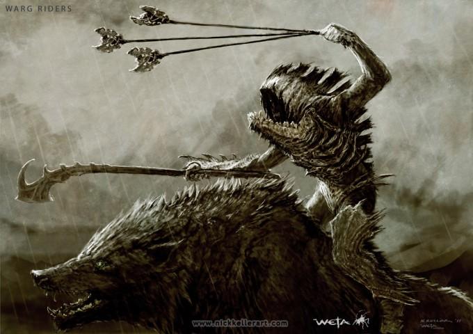 The_Hobbit_An_Unexpected_Journey_Concept_Art_NK_DG_Warg_Riders_05