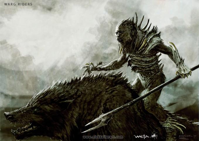 The_Hobbit_An_Unexpected_Journey_Concept_Art_NK_DG_Warg_Riders_13