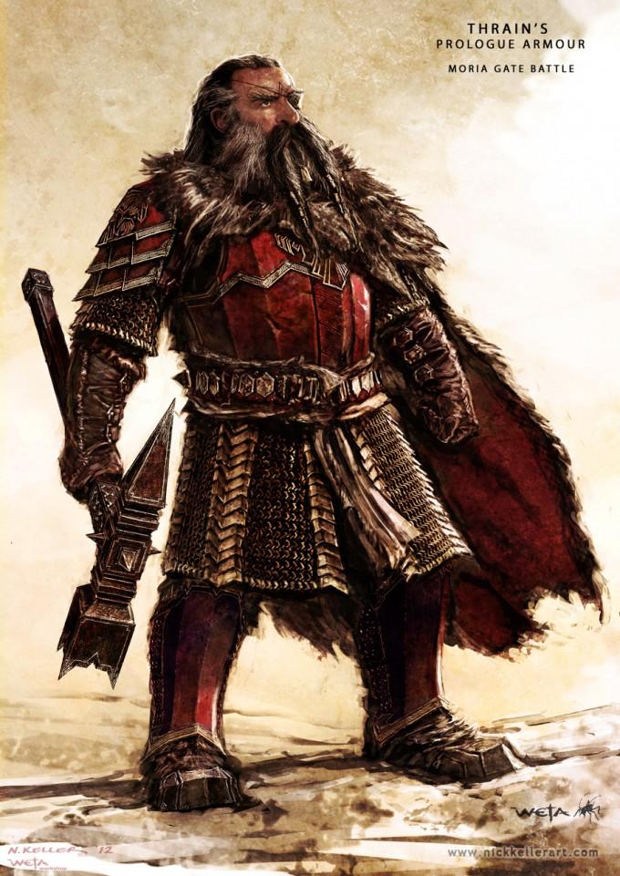 The_Hobbit_An_Unexpected_Journey_Concept_Art_NK_Thrain_Prologue_Armour_MoriaGate_01