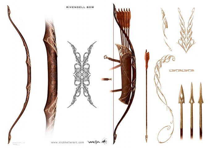 The_Hobbit_An_Unexpected_Journey_Concept_Art_Rivendell_Bow_NK02