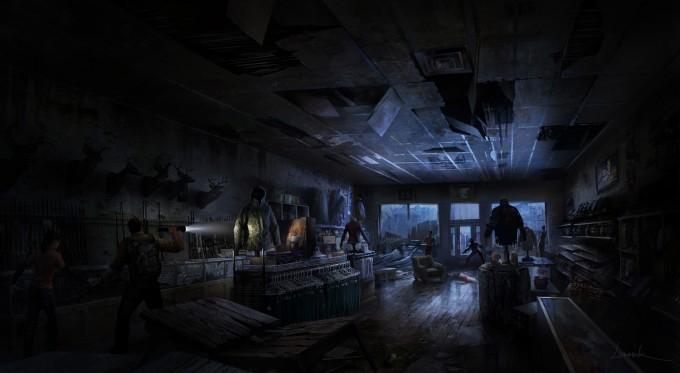 The_Last_of_Us_Concept_Art_Interior_Store_AL-01