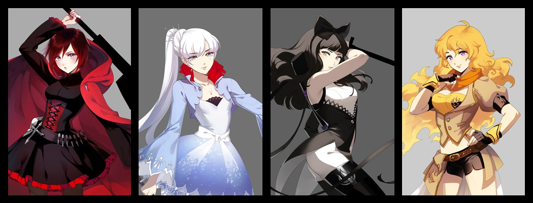 Rooster Teeth RWBY Concept Art MA01