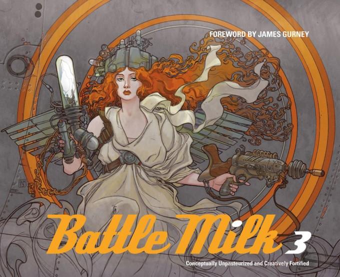 00_Battle_Milk_3_Art_Book_cover