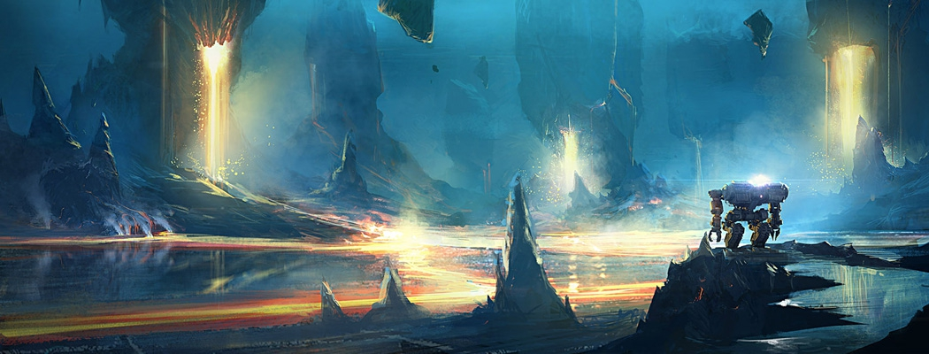 Lost Planet 3 Concept Art ES MA01