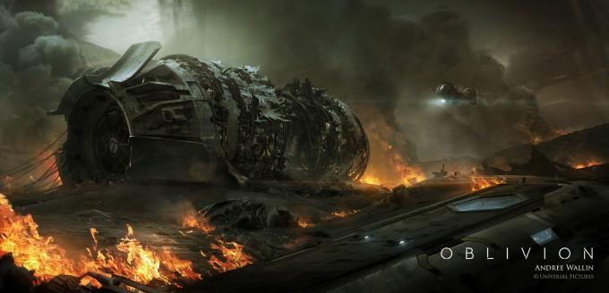 Oblivion_Art_Veh_Odyssey_111011_CrewModuleCrash_frontview1_Version05_AW