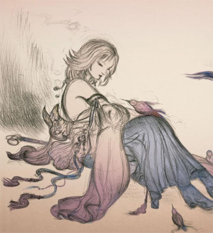 The_Sky_The_Art_of_Final_Fantasy_Yoshitaka_Amano_10