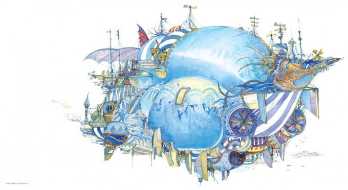 The_Sky_The_Art_of_Final_Fantasy_Yoshitaka_Amano_13