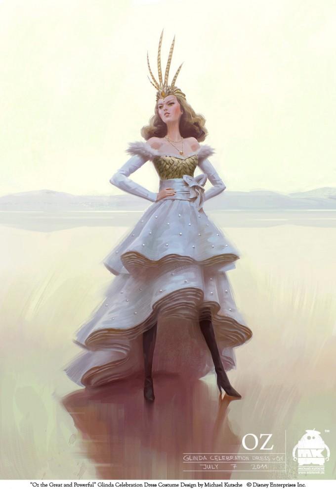 glinda_celebration_dress_by_michael_kutsche_Oz_Concept_Art