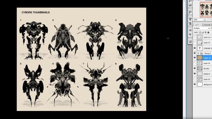 Cyborg_Design_Concept_Art_Production_Techniques_01