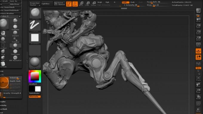 Cyborg_Design_Concept_Art_Production_Techniques_04