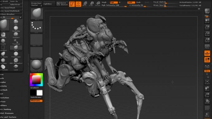 Cyborg_Design_Concept_Art_Production_Techniques_05
