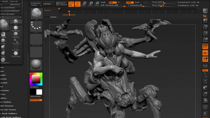 Cyborg_Design_Concept_Art_Production_Techniques_06