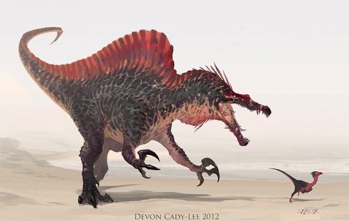 Dinosaur_Concept_Art_01_Devon_Cady-Lee