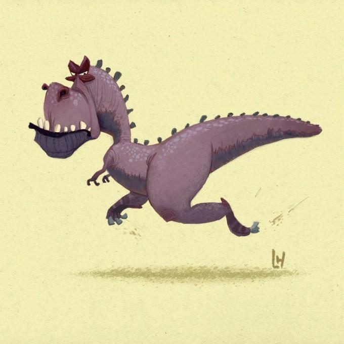 Dinosaur_Concept_Art_01_Leighton_Hickman