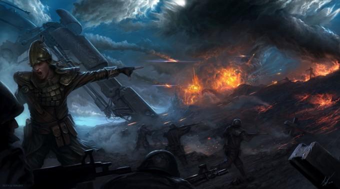 Michal_Kus_Art_promo-illustration-iron-grip-warlord