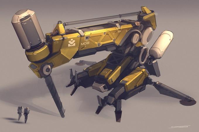 Quantum_Rush_Concept_Art_drill_unit_01_concept