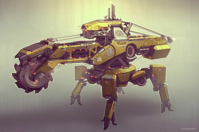 Quantum_Rush_Concept_Art_drill_unit_02_concept