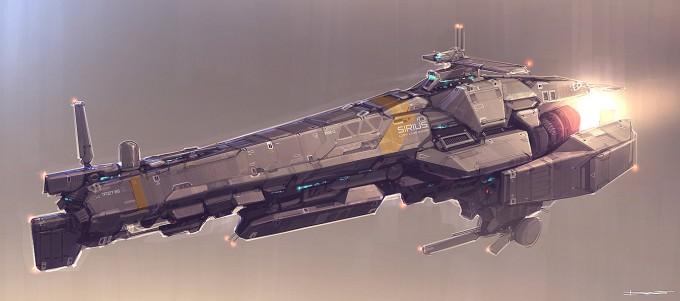 Quantum_Rush_Concept_Art_space_ship_01_concept