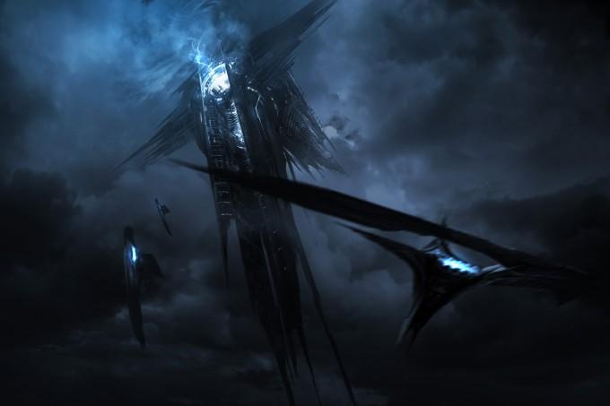 Thor_Dark_World_Concept_Art_Dark_Elf_Mothership_01