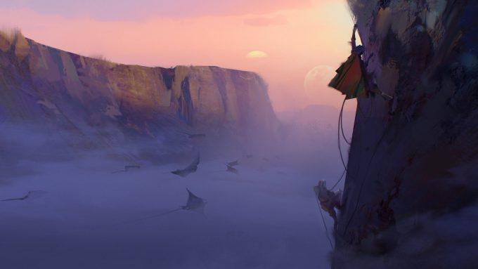 victor mosquera concept artist tor deepest rift