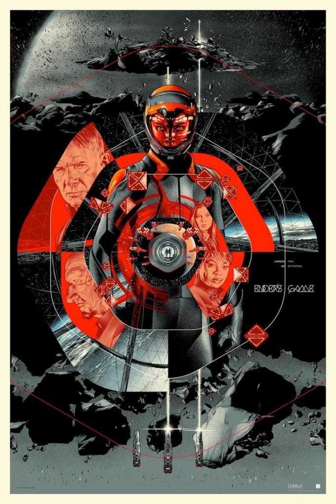 Enders_Game_Concept_Art_Poster_Mondo