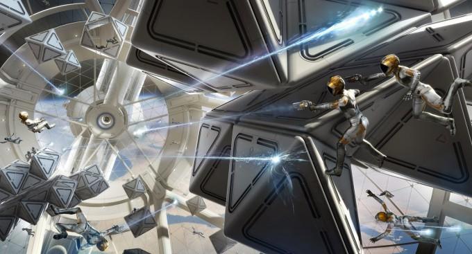 Enders_Game_Concept_Art_battleroom_starcloseup