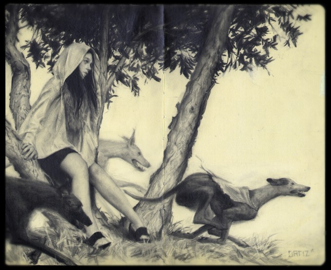 Karla_Ortiz_Concept_Art_10_drawing_serfandhound