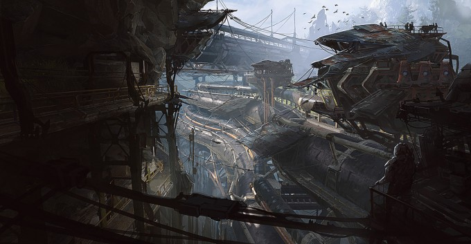 Bullet_Bros_Concept_Art_Trenches