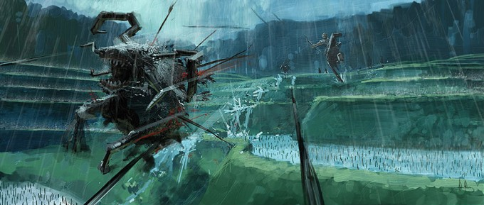 47_Ronin_Concept_Art_Speed_Painting_AL_11