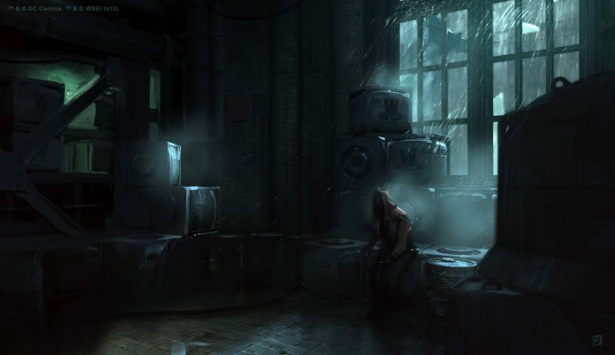 Batman_Arkham_Origins_Concept_Art_GS_ChemPlant_LoadingStorageSide_Pile_lores