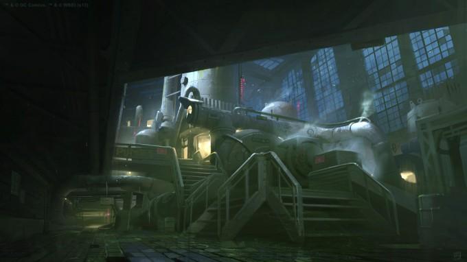 Batman_Arkham_Origins_Concept_Art_GS_ChemPlant_MainPumpLowerApproach_lores