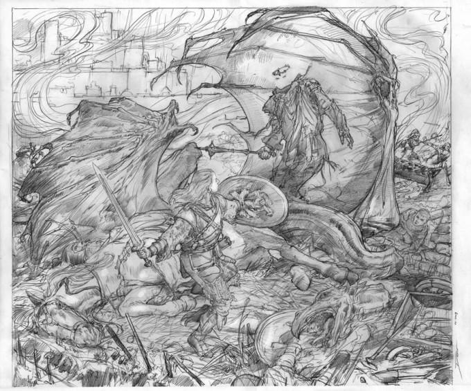 Middle-Earth_Hobbit_Eowyn_Nazgul_Donato_Giancola_Art_02
