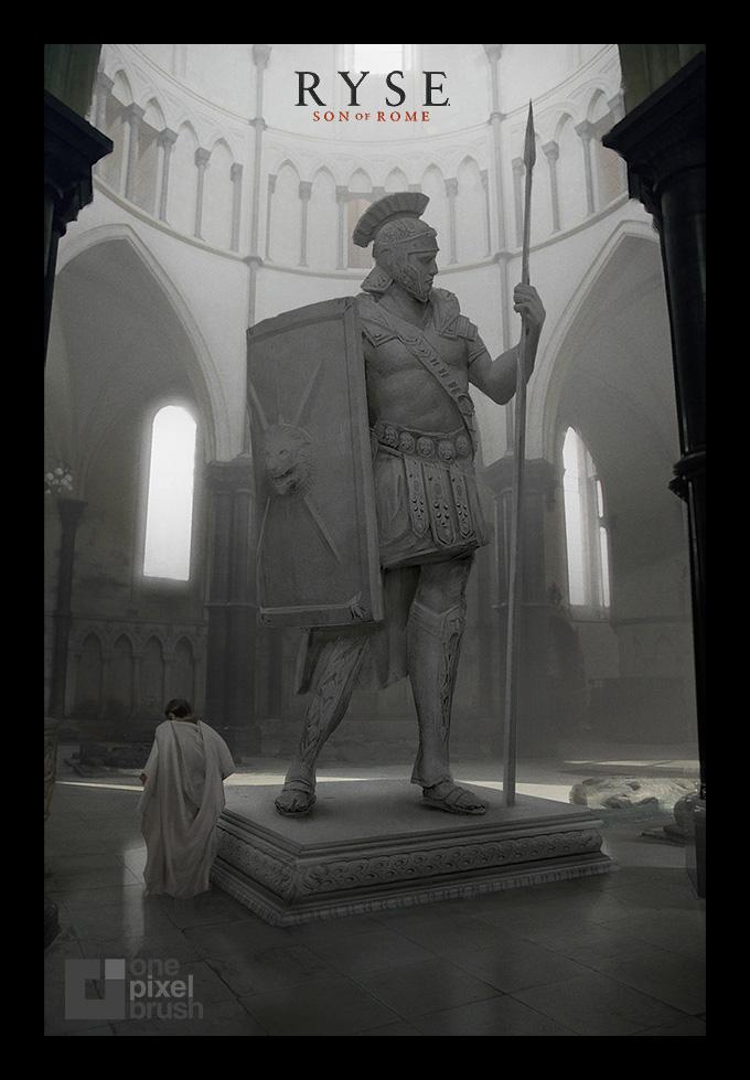 RYSE-Church-Statue-Concept_Art_OnePixelBrush