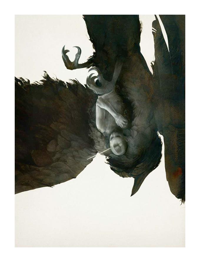 Sam_Weber_Art_The Crow_Procedure