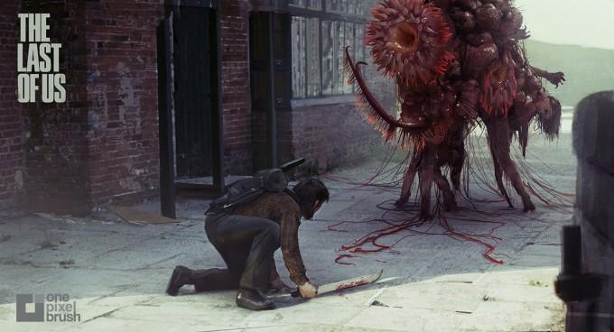 The_Last_of_Us_Concept_Art_Blob_Monster_OnePixelBrush