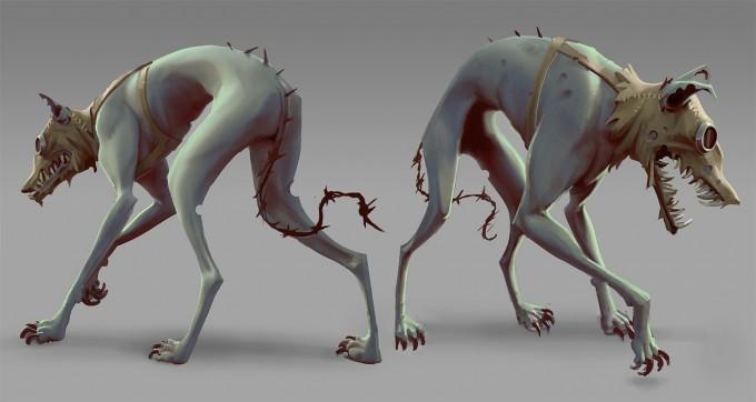 Undead_Zombie_Concept_Art_01_Nick_Carver