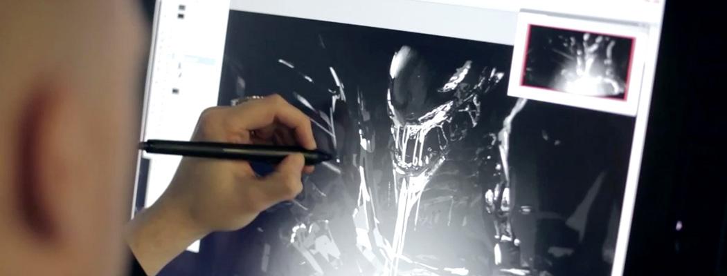 Alien Isolation Concept Art MA02