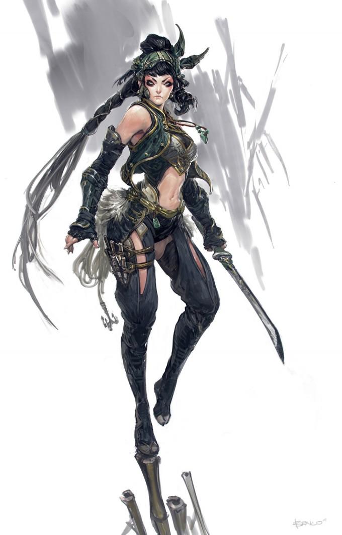 Concept_Art_Ben_Lo_17_Tribe_nightguard_girl