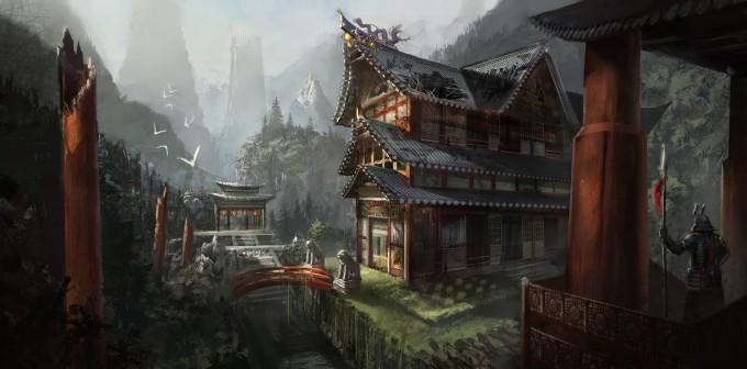 Danny_Pak_Concep_Art_Illustration_05_Temple