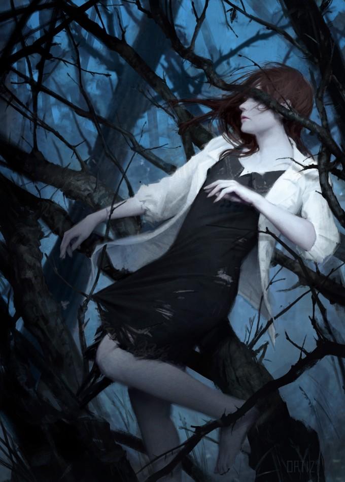 Karla_Ortiz_Concept_Art_19_The_walking_stick_forest