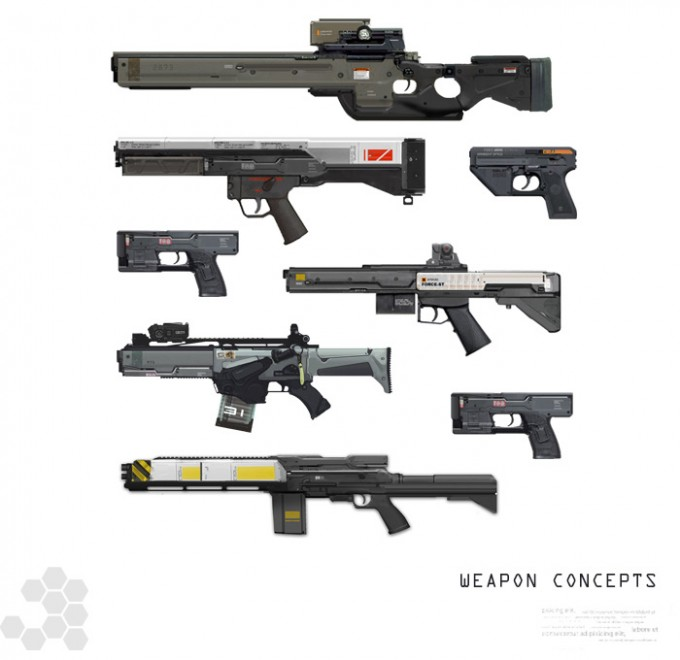 Outrise_Game_Concept_Art_weapons