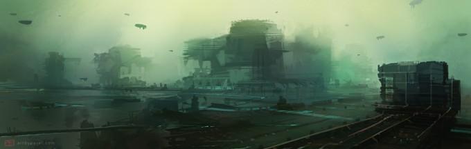 Pavel_Elagin_Concept_Art_station_complex