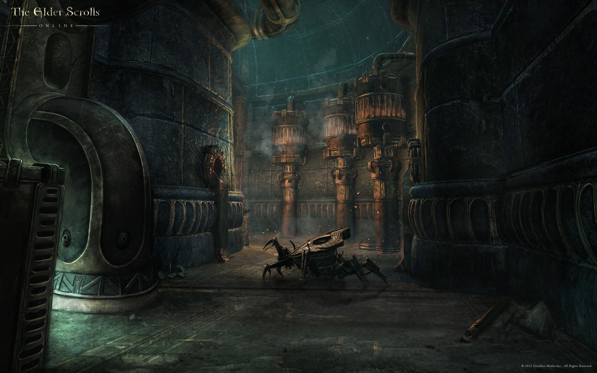 The Elder Scrolls Online Wallpaper Concept Art Concept Art World