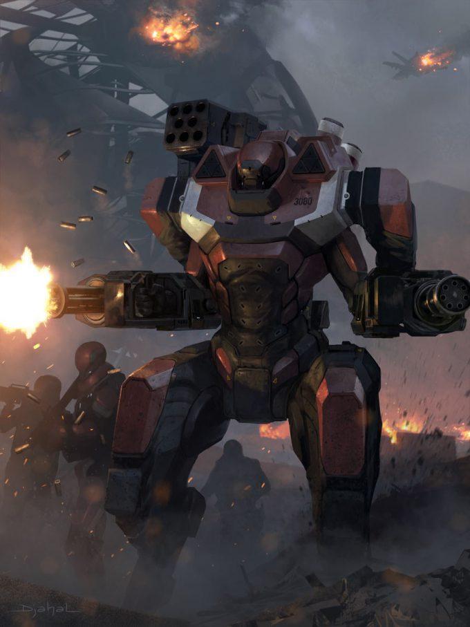 geoffroy thoorens concept art djahal galactic empire soldier