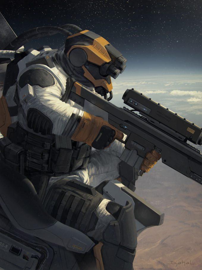 geoffroy thoorens concept art djahal orbital sniper
