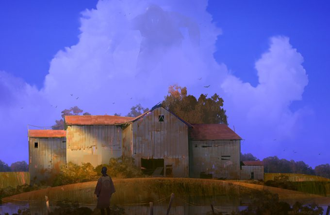 sebastien larroude concept art thefarm