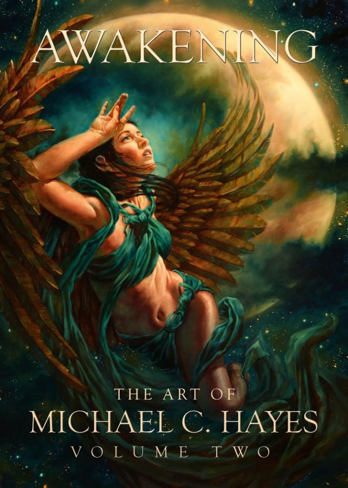 Awakening_The_Art_of_Michael_C_Hayes_Vol_2_Cover